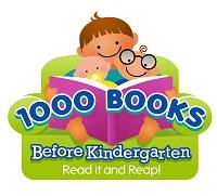 1000 Books Logo